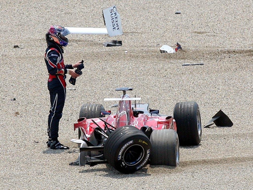 Worst Formula 1 Crashes Formula 1 Crashes