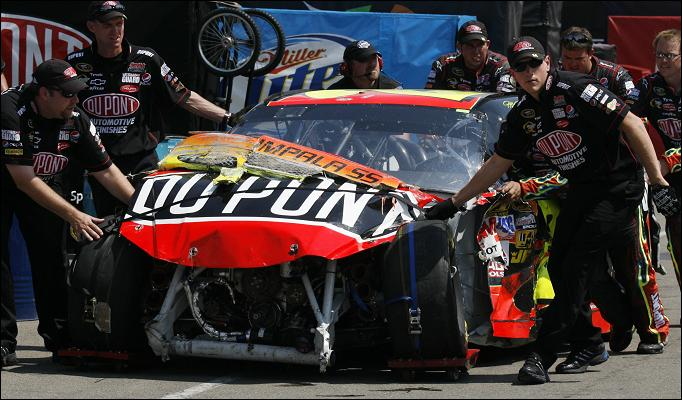 hard by Jeff Gordon and