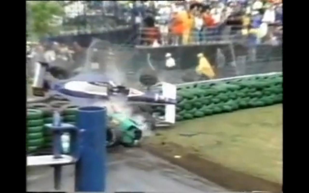 Formula Crash 2011 Formula 1 Crashes 1990